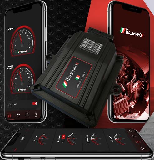 The Italian Box ChipTuning Motortuning